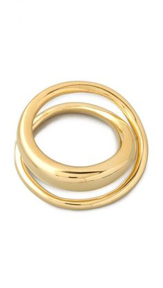 TOM BINNS Classic Saturn Ring........