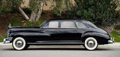 Cool Car Photos — 1946 Packard Custom Super Clipper limousine by. Vintage Cars, Antique Cars, Vintage Auto, Design Transport, Limousine Car, Cool Old Cars, American Classic Cars, Photo Search, Automotive Design