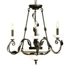 Classic Lighting 9283 5-Light Capri Chandelier