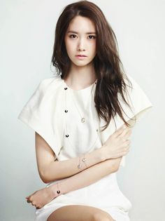 Yoona SNSD Girls Generation - Marie Claire Magazine April Issue 2014