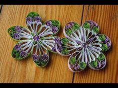 Quilled paper flowers tutorial | danasoka.top