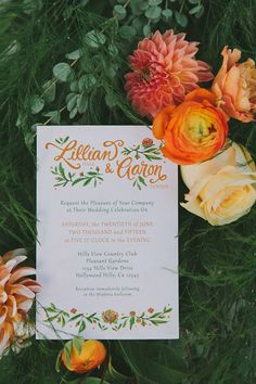 Intimate Hollywood Hills Inspiration | Photo by Fondly Forever Photography | Read more -  http://www.100layercake.com/blog/?p=81445