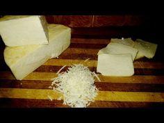 طريقة الصحيحة لتحضير الفرماج الاحمر في البيت  على طريقة المصانع الكبرى ناجح 100% - YouTube Coconut Flakes, Spices, Pizza, Cheese, Desserts, Food, Dairy, Eggplant, Homemade Cheese
