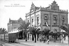 No, no es la Estación de Córdoba (Plaza de Armas) sino la de Huelva (1888). Ambas son hermanas neomudéjares
