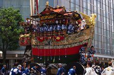 山鉾巡行(岩戸山~大船鉾) : 花景色-K.W.C. PhotoBlog