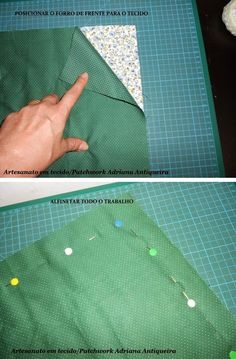 """Compartilhando passo a passos"": ""PORTA OBJETOS"" Bag Patterns To Sew, Quilt Patterns Free, Dress Sewing Patterns, Sewing Tutorials, Sewing Crafts, Sewing Projects, Fabric Boxes, Fabric Scraps, Clothes Basket"