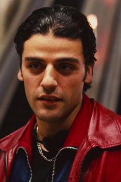 """Oscar Isaac as Shiv in """"Pu-239"""" (2006)"""