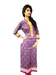 Long straight kurti  (Offer Price: Rs 499 , Offered Discount: 29%) ** BUY NOW ** [MRP: Rs 699]