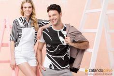 Zalando Privé propose des ventes promotionnelles à petits prix sur des marques fétiches et des marques de luxe, permettant d'économiser jusqu'à -75%. (Photo © Zalando Privé®)