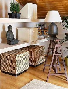 Muebles que Suman Espacio de Almacén | Decoracion.IN