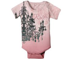 Custom Baby Girl Onesies by Simply Sublime Baby | Hatch.co