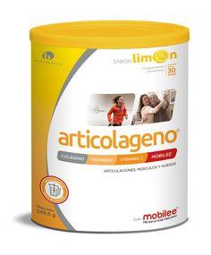 ARTICOLAGENO MOBILEE SABOR LIMON 349,5 G | Farmacia Bonnin
