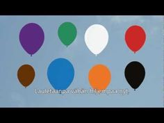Ilmapallolaulu - YouTube Early Childhood Education, Diagram, Youtube, Children, Music, Boys, Early Education, Kids, Muziek