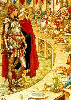 King Arthur and the Knights of the Round Table - History Dictionary