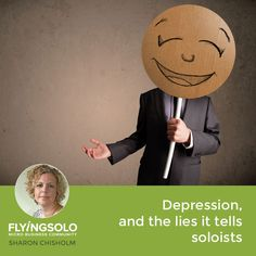 One of the worst things depression does to a person is tell them they're a worthless fraud. Well I'm here to show you how depression lies, and how to fight back.