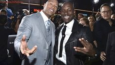 Tyrese calls Dwayne Johnson a 'clown' for starring in 'Fast & Furious' spinoff