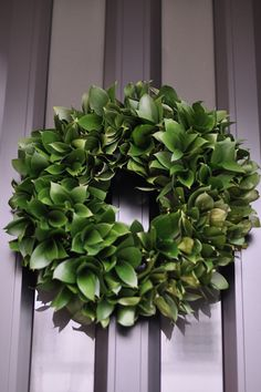 ruscus wreath