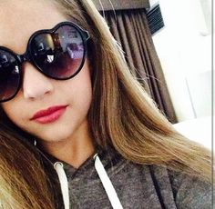 Hey I'm Mackenzie Ziegler. I'm on Dance Moms and dance at the ALDC. Some people call me MackZ because I'm a singer. I have one sister name Maddie and a dog name Malibo. I am single