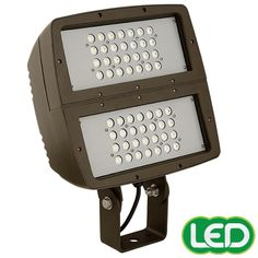 Hubbell Outdoor Lighting Spaulding Lighting Dlc Qualified Arf1 Architectural 10 Led
