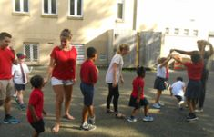 Extended Day at St. Andrew's
