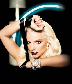 Spears by David LaChapelle