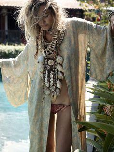 Quando Hippie è Chic! - Cosamimettooggi