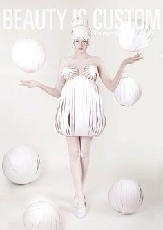 Creative Costumes - Paper  triumphbyolgabaturina