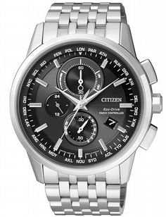 AT8110-61E - Citizen - AT8110-61E - Elegant och maskulin Eco-Drive herrklocka