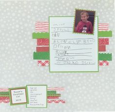 Ideas for Scrapbookers: Designer Showcase: Lots of Patterned Papers