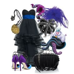 """ursula"" by jesandersen on Polyvore"