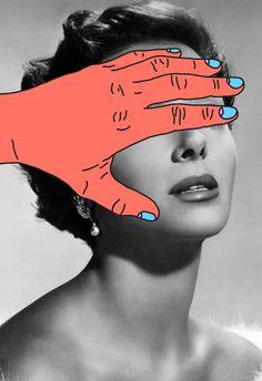 El arte de Tyler Spangler. Diseños que están llenos de color y caos. #MapleMag #Tyler #Spangler #Art #Arte #Collage #Culture