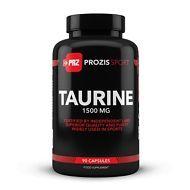 Taurina 500 mg 90 cápsulas - Prozis Sport - Aminoácidos