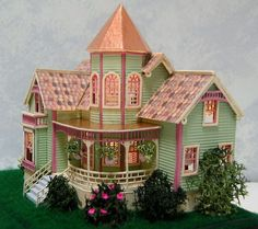 Country Home Decor Lights and Dollhouse Miniatures at Norman's Country Creek 1:144 scale