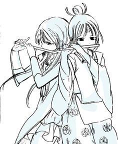 Kouha and Kougyoku Ren