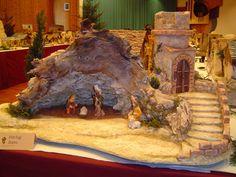 Nativity, Seasons, Christmas, Crafts, Painting, Art, Birth Of Jesus, Xmas, Caves