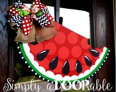 Gobble Gobble Turkey Wood Door Hanger by by SimplyaDOORableNC