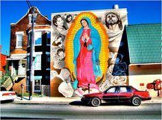 La Virgen en la Villita....