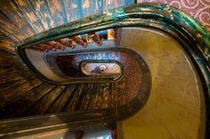 Spiral Staircase Handstand by Sébastien Blattner on 500px