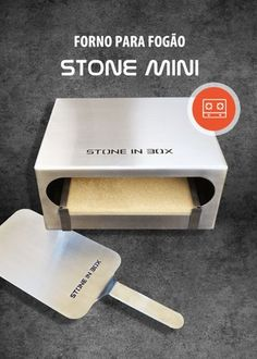 Stone in box Pizza Gigante, Pizza Oven Outdoor, Deck Railings, Gadgets, Stone, Kitchen, Transitional Outdoor Pizza Ovens, Pizza Bake, Wood Oven
