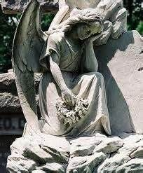 New Orleans Cemetery Angel Statue - Bing Images