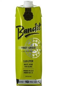 An image of Bandit Pinot Grigio