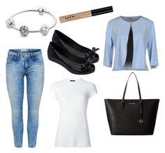Designer Clothes, Shoes & Bags for Women Anthony Thomas, Nyx, Pandora, Michael Kors, Polyvore, Image, Fashion, Moda, Fashion Styles