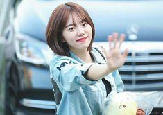 Sohye - Cut hair Girl Group, Short Hair Styles, Hair Cuts, Celebrities, Pictures, Instagram, Board, Girls, Character