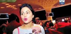 Beautiful  so looking  Hina Khan 😍❤ #Londonevent #Happynewyear #LoveMom