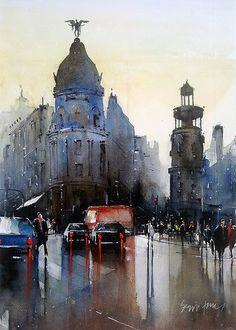 Gran Vía Madrid - Sergio Torre