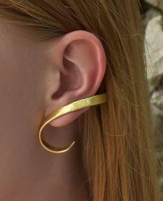 Liv Luttrell boucles d'oreilles Twist