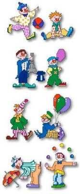 Merry Clowns