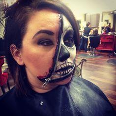 Zipper Face   Halloween!!   Pinterest   Faces, Zipper face and Zippers