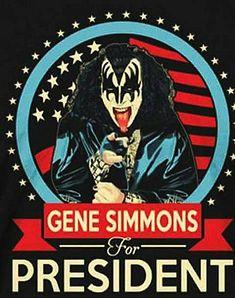 Best Rock Bands, Rock And Roll Bands, Cool Bands, Kiss Merchandise, Gene Simmons Kiss, Kiss World, Rock Band Posters, Vintage Kiss, Kiss Art
