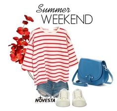 """Summer Weekend"" by novesta on Polyvore"
